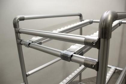 aluminium rørmodulsystem