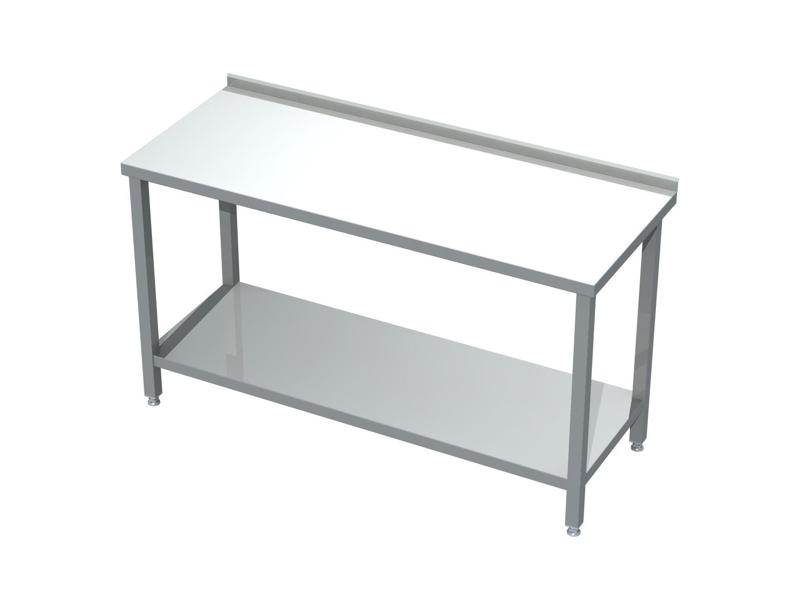 rustfri bord Rustfri stålbord i mange varianter og top kvalitet rustfri bord