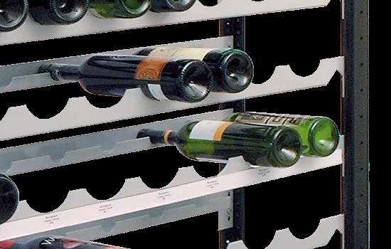 Afholte Vinreoler til opbevaring af liggende flasker. WF-08